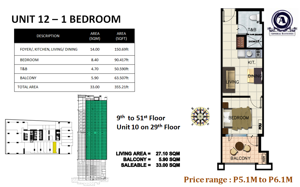 Unit 12 - 1 bedroom(uploaded)