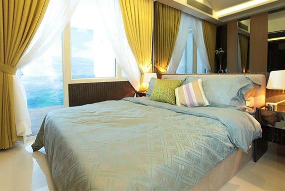 Admiral Baysuites Condos_bedroom