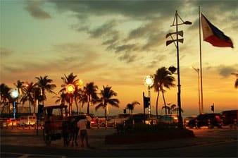 Beautiful manila Bay