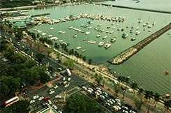 Admiral condo near at Manila bay